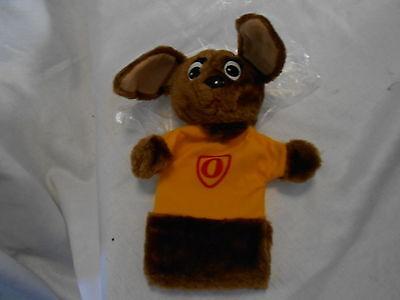 1989 Energy Source Plush Hand Puppet 0 Brown Bunny Rabbit Advertising 11