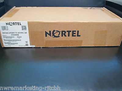 Sr2101026e5 Nortel 4 Port T1 W/vpn Secure Router 1004 Tasman Sr1004-4