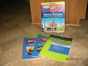 World-studies-geography-Asia-and-the-pacific-prentice-hall-textbook-w-workbook