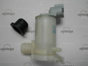 2001 Nissan pathfinder windshield washer pump