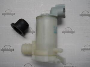 2001 Nissan pathfinder windshield washer pump