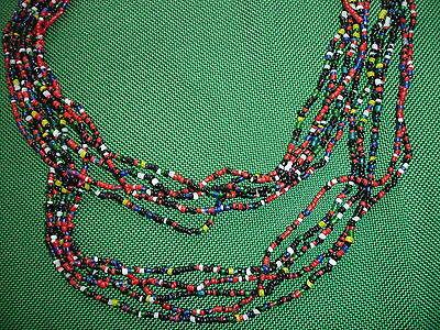 10 Stück Perlenkette Nostalgie (Stückpreis nur 25 Cent!)