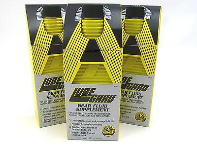 Lubegard Standard Gear & Rear End Transmission Oil Additive 3 Pack 30903