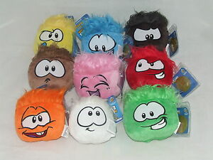 CLUB-PENGUIN-PUFFLES-SERIES-8-CHOICE-OF-9-COLOURS-INCS-ONLINE-CODES-FOR-GAME