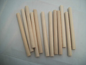 Fashion-Doll-Spindles-3-8-dia-x-4-1-2-dowels-dollhouse-parts-12pc