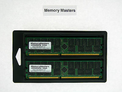 39m5806 4gb (2x2gb) Ddr Pc3200 Memory Ibm Intellistation