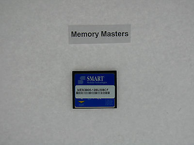 Mem3800-128u256cf 256mb Approved Flash Memory For Cisco 3825 & 3845 Routers