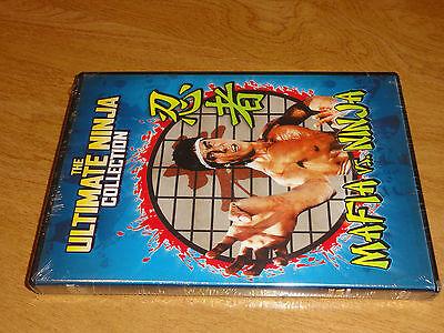 Mafia Vs. Ninja (DVD) Alexander Lou, Robert Tai, English Dubbed! BRAND NEW!
