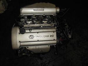 JDM-Corolla-4AGE-Engine-Sprinter-4AGE-Engine-Silver-top-4AGE-Transmission