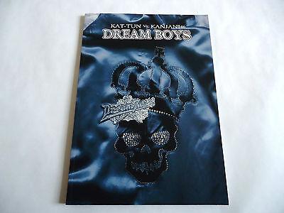 DREAM BOYS KAT-TUN KANJANI8 2006 Japan Theater Play Program Photo Book Pamphlet
