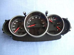 Genuine-Porsche-986-Boxster-instrument-cluster-speedo-tacho-NEW