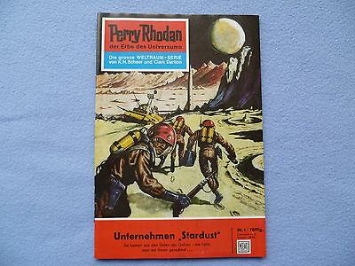 Perry Rhodan Sammlung Heft  0001 - 2837 / 1-5 Auflage