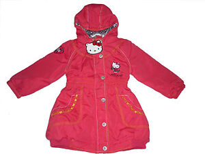 BABY-GIRLS-COAT-HELLO-KITTY-WINTER-JACKET-AGE-12-18-18-24-MONTHS-BNWT