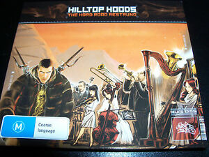Hilltop Hoods The Hard Road A Restrung Aussie Hip Hop CD With Slipcase BRAND NEW