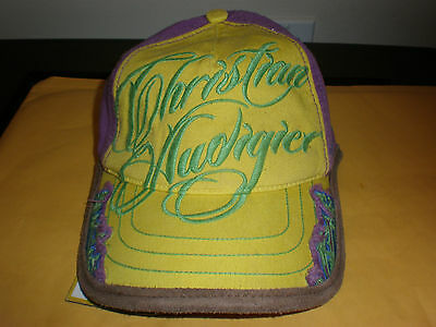 Kids Youth Christian Audigier Purple Hat With Tags