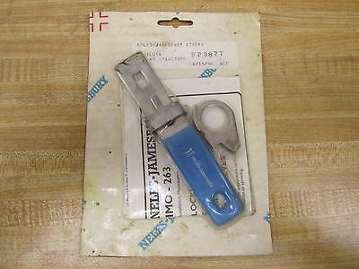 Neles Jamesbury Ld54 Slide Lock Handle