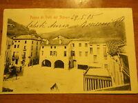 Valli Dei Signori (si) - La Piazza - Cartolina Animata Ricercatissima 29.51905 -  - ebay.it