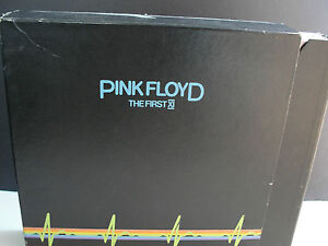 PINK-FLOYD-THE-FIRST-XI-UK-EMI-HARVEST-PF-11-LP-BOX-SET-Cover-Vinyl-Ex-VG