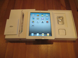 Apple-iPad-2-16GB-Wi-Fi-9-7in-White-New-Condition-Excellent