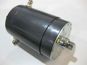 Warn 87213 68524 new replacement 12 volt electric winch Warn winch replacement motor