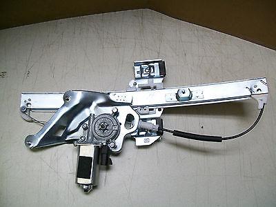 2002 Lesabre Front Driver's Door Power Window Regulator Aftermarket