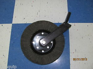 Rotary Cutter Tail Wheel Ebay