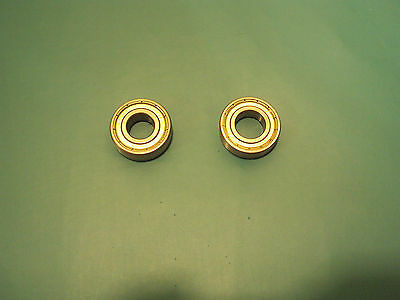 2 Bearings Replaces Craftsman Part Number 3509