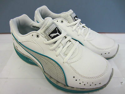 Puma Womens Fittness Trainers And Eco Friendly Green 185651 01 Uk 4, 5, 6