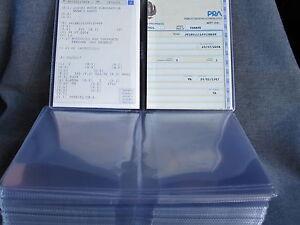N 3 pezzi porta libretto auto cristal trasparente spessore - Porta a libretto ...