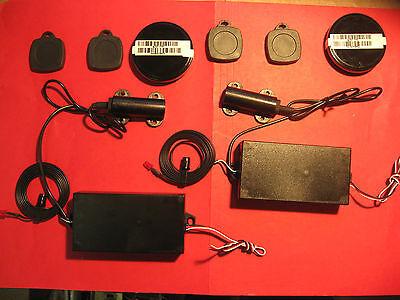 Transponder Rfid Key Proximity Detector 2 Units