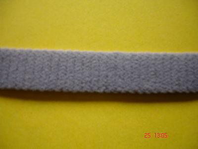 elastisches Band 0,20€/m hell mokka, 10 Meter MB11 Trägerband