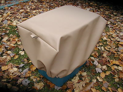 NEW GENERATOR  COVER  HONDA EU3000is  DELUXE RV  TAN color  Heavy Duty Quality