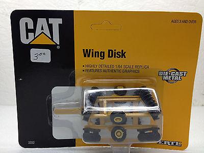 1/64 Ertl Caterpillar Wing Disk
