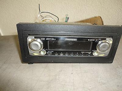 Pioneer CD Player with Bracket 99 Chrysler Town & Country Van OEM
