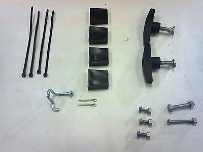 Universal Hardware Kit Snowblower Snow Blower Handle Bolts Knobs Cotter Pins