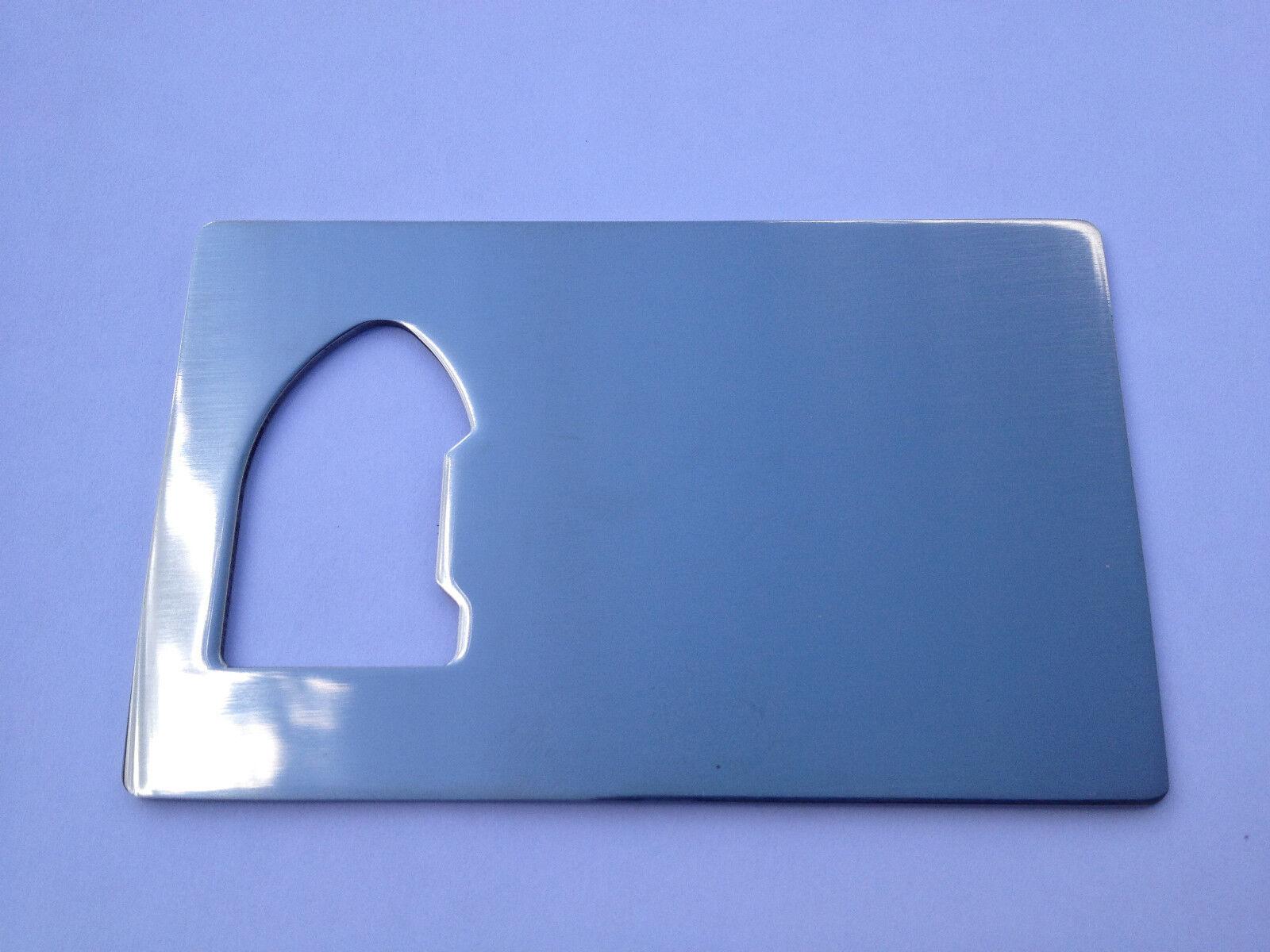 new credit card wallet bottle opener for guiness corona ebay. Black Bedroom Furniture Sets. Home Design Ideas