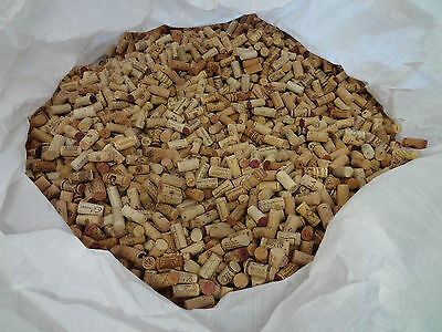 200 used WINE CORKS assorted brands - FREE SHIPPING USPS Priority Mail