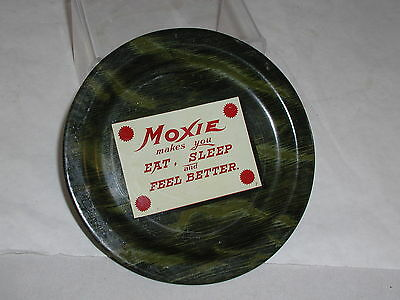Authentic Moxie Large Advertising Tip Tray   295 K
