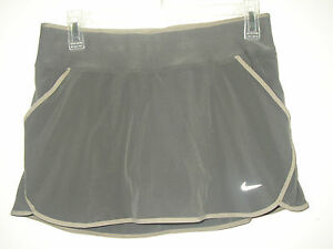 NWT WOMENS NIKE UNLINED WOVEN DRI FIT RUNNING TENNIS SKIRT SKORT SELECT SIZE $52