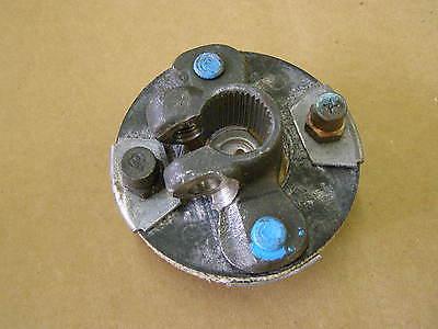 1965 1966 Ford Galaxie 500 Steering Column Rag Joint Power Steering