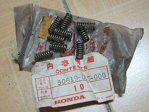 Honda-CT70-CT70H-ST50-ST70-DAX-Spring-Step-Arm-NOS-Genuine-Japan-50619-098-000