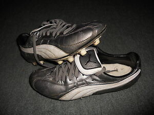 Sean-Long-Un-Signed-Match-Worn-Puma-Boots-Very-Rare-St-Helens-Hull-F-C
