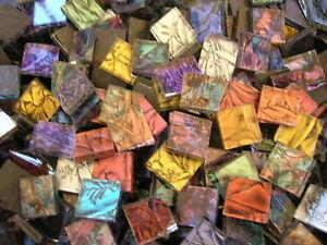 Van-Gogh-Grab-Bag-Mixed-Glass-Mosaic-Tiles-100-1-2-BUY-3-GET-1-FREE-FREE-SHIP
