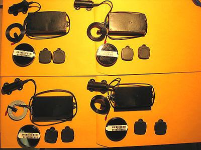 RFID you get 4 units Reader transponder key fob security
