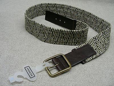 Merona - 2 - Large Size Belt (waist Size 39 Inches)