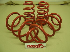 VW T5 TRANSPORTER CARAVELLE 40/50mm Lowering Springs