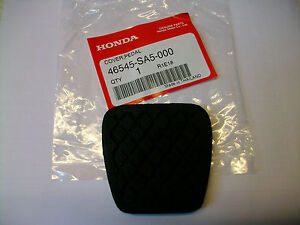 GENUINE-HONDA-BRAKE-CLUTCH-PEDAL-RUBBER
