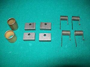 IH-Farmall-C60-Cub-Lo-Boy-Delco-Starter-Repair-Kit-Brush-springs-bushings-6-Volt