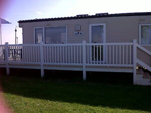 CARAVAN SEASHORE GREAT YARMOUTH HAVEN SEA VIEW 2 - 7 JUNE 5 NIGHTS