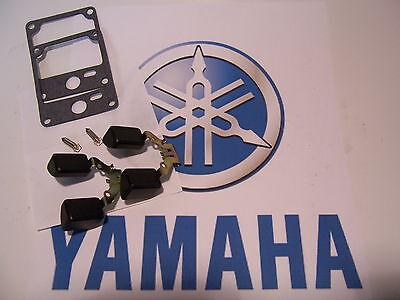 Yamaha  Virago  Hitachi  Carburators